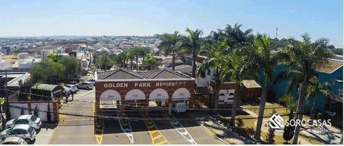 Imagem 1 de 30 de Casa À Venda, 225 M² Por R$ 890.000,00 - Condominio Golden Park Residence - Sorocaba/sp - Ca1897