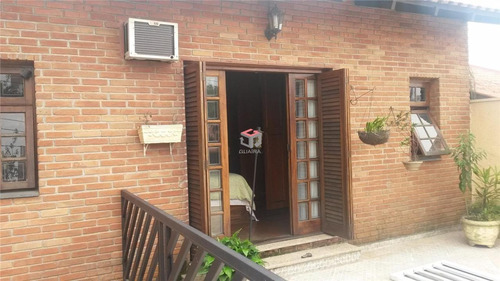 Imagem 1 de 16 de Lindo Sobrado 3 Dormitórios (1 Suíte) - 2 Vagas - Rudge Ramos - Sbc - 37158