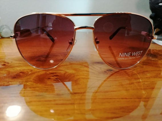 Nine West Lentes De Sol Originales!!!!......