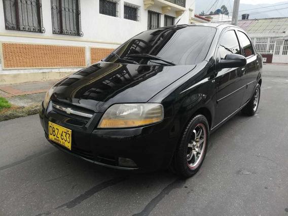 Chevrolet Aveo Ls Mt 1600 Aa 2009