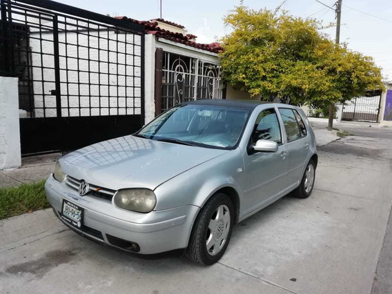 Volkswagen Golf 2.0 Lujo Aa Ee B A Abs At 2001