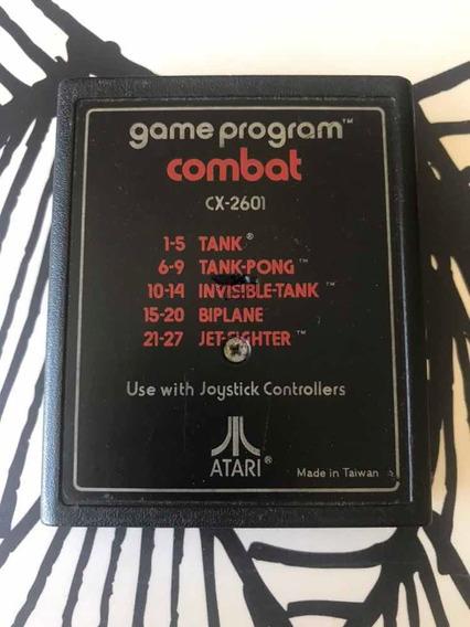 Combat (cartucho Atari)