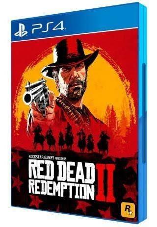 Red Dead Redemptiom 2 Ps4 Mídia Digital Psn-envio Imediato