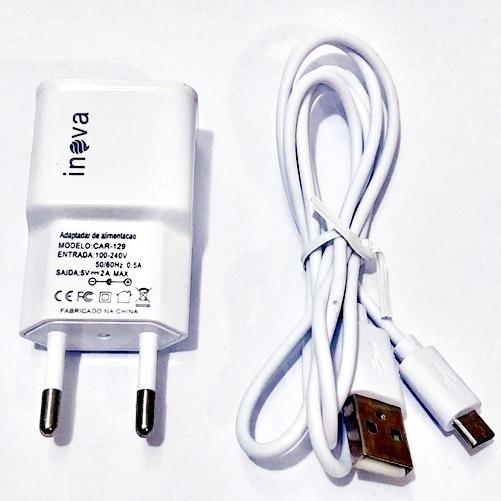 Carregador Celular Tablet Universal Original Inova Promoção