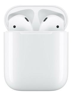 Audifonos AirPods Apple iPhone 2da Generacion Original Nuevo
