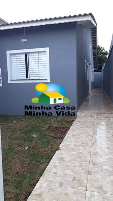 Casa C/ 5 Cômodos Sendo 3 Dorm No Jd. Amazonas Em Itaquá/sp