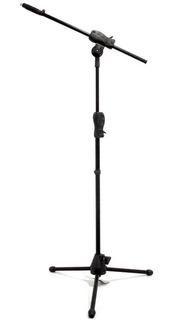 Suporte Pedestal Para Microfone Ibox Smmax Trava Rápida
