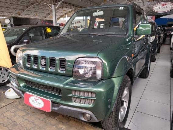 Jimny 1.3 4x4 16v Gasolina 2p Manual 114081km
