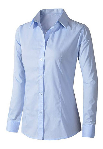Camisas Para Dama En Popelina