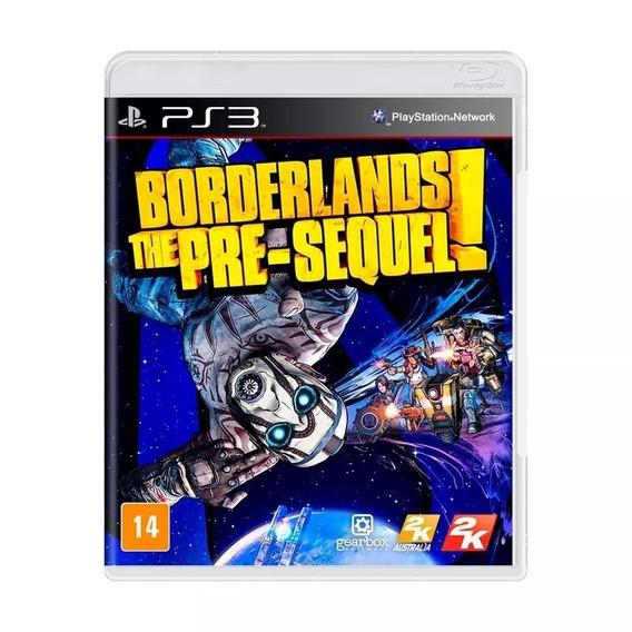 Borderlands: The Pre-sequel Ps3 Mídia Física Lacrado