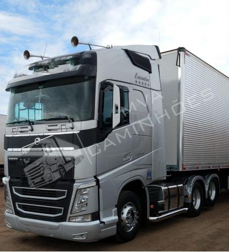 Caminhão Volvo Fh 500 6x2 T