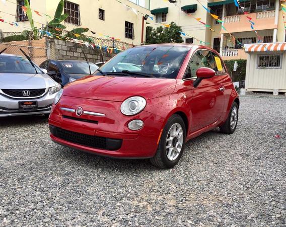 Fiat 500 2014, Recién Importado