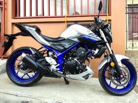 Yamaha Mt03, 2017, 321cc