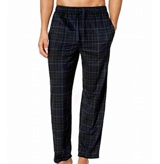 Pantalón Pijama Polar Importado Hombre Perry Ellis G