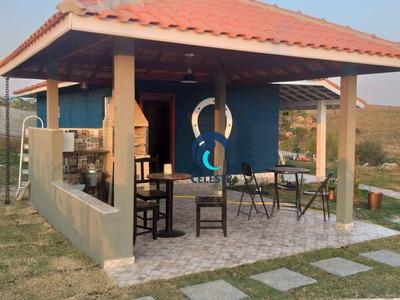 Chácara Com 1 Dormitório À Venda, 2700 M² Por R$ 375.000 - Marambaia - Caçapava/sp - Ch0032