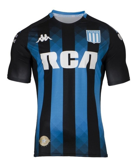 Racing Camiseta Suplente 2019 Original Kappa Dxt Envíos
