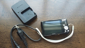Camera Digital Sony Cyber-shot Dsc-w630 16.1 Mp + Carregador