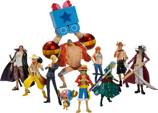 Coleccion Figuras One Piece - Salvat - Varios Disponibles