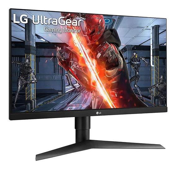 Monitor Gamer 27 PuLG LG 27gl650f 1080p Freesync Gsync 144hz