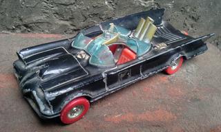 Roverland Batman Batimovil Años 60 Corgi Antiguo Vintage