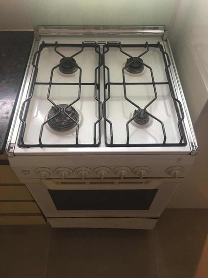 Cocina Ariston A Gas Con Encendido Eléctrico Y Griller