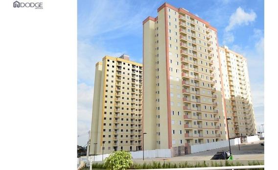 Apartamento A Venda No Bairro Vila Falchi Em Mauá - Sp. - 691-1