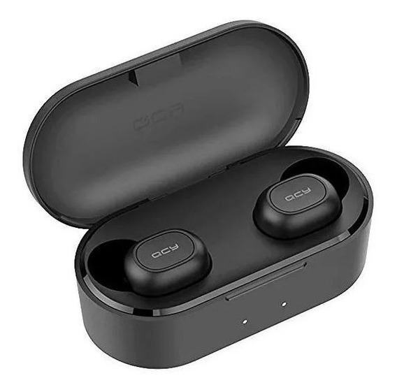 Novo Fone Bluetooth Qcy T2c Tws Bt 5.0 Novo T1c + Brinde