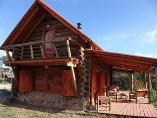 Cabaña A 250 Mt Playa Los Botes ,cabito Balconada Diaria 70
