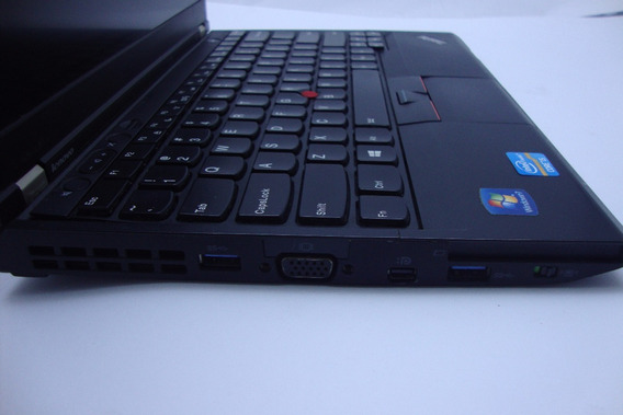 Nnotebook Lenovo Thinkpad X230 Core I5 3320m 4gb Hd 500