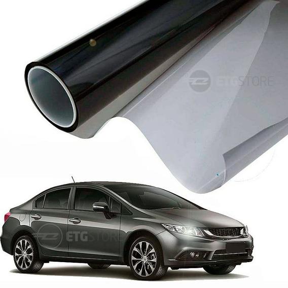 Insulfilm Grafite 5% Solarium Tintado Bobina 15mm