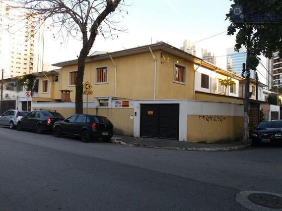 Sobrado Com 3 Dormitórios À Venda, 156 M² Por R$ 850.000 - Cidade Monções - São Paulo/sp - So0437