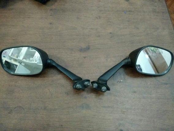 R6 Yamaha Espelho Par