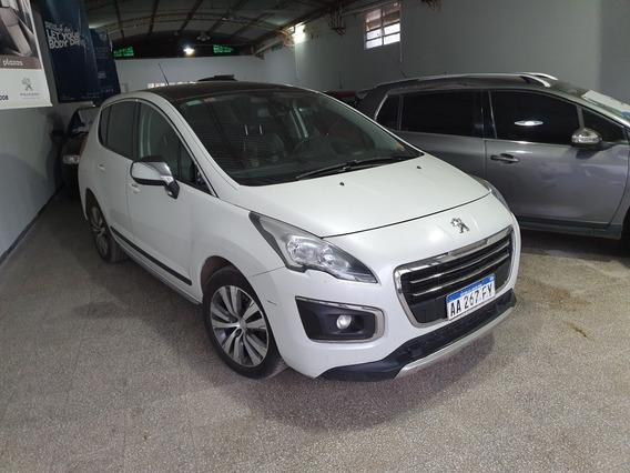 Peugeot 3008 2.0 Feline Hdi 163cv 2016