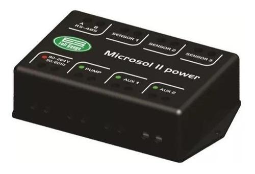 Imagem 1 de 1 de Controlador Diferencial Temp. Microsol 2 Power - Full Gauge