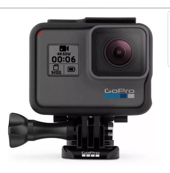 Câmera Gopro 6 Hero Black Full Hd