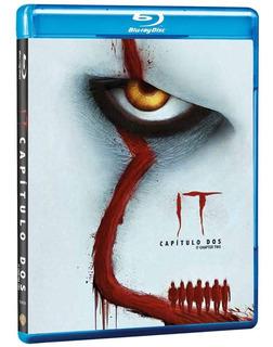 It Eso Capitulo 2 Pelicula Stephen King Blu-ray