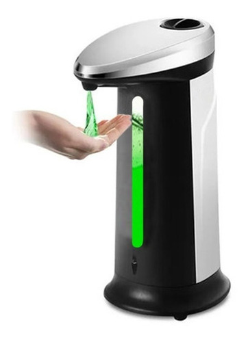 Dispensador De Jabón/gel Antibacterial Automático Con Sensor
