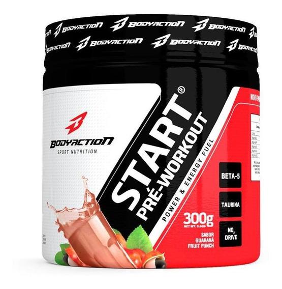 Start Pré Workout (300g) Bodyaction