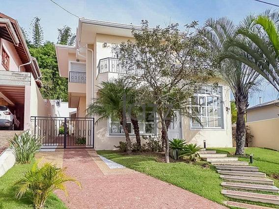Deslumbrante Casa Com 5 Quartos À Venda Em Valinhos, 780 M² Por R$ 1.500.000 -condomínio Green Boulevard - Valinhos/sp - Ca7657