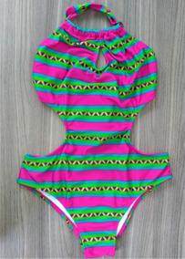 Maiô Feminino Engana Mamãe Estampado Moda Praia Verão 2019