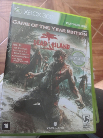 Dead Island G.o.t.y. Edition Xbox 360 Seminovo
