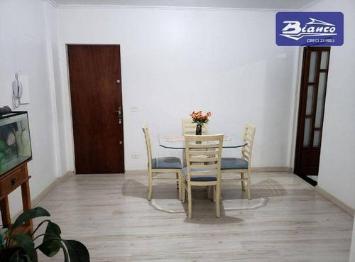 Imagem 1 de 10 de Apartamento Com 2 Dormitórios À Venda, 68 M² Por R$ 275.000,00 - Vila Galvão - Guarulhos/sp - Ap4472