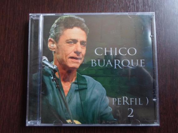 Cd Chico Buarque / Perfil 2 / Novo