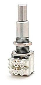 Potenciômetro Concêntrico - Linear - B 100k - Alpha