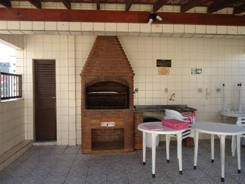Imagem 1 de 8 de Apartamento - Venda - Aviação - Praia Grande - Mmar44