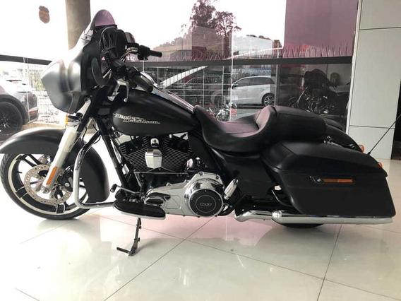 Harley-davidson Street Glide Flhxs 2014