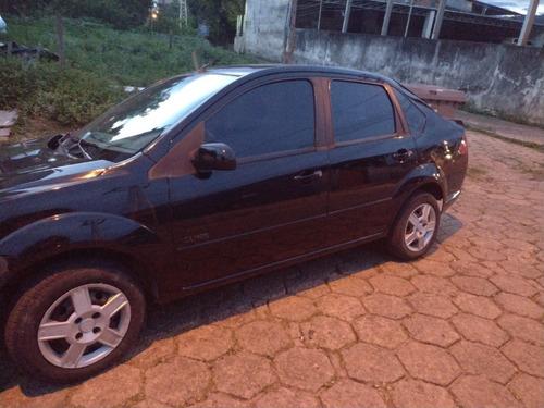 Vendo Ford Fiesta Sedan 1.6 08/09 Ou Troco Por Caminhonete