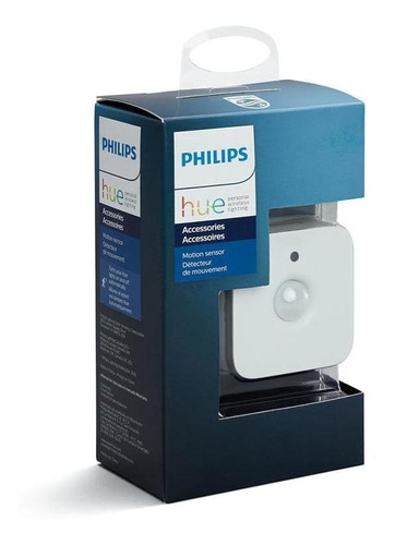 Sensor De Movimiento Inteligente Philips Hue Motion