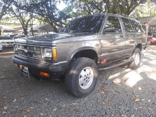 Chevrolet Blazer 1992 4x4
