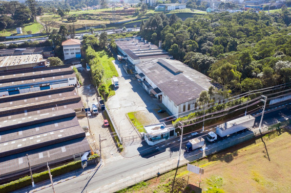 Galpão Industrial À Venda, Granja Viana Cotia, 5.392m²! - It55405